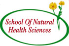 School Of Natural Health Sciences